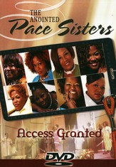 Access Granted, DVD