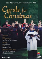 Carols For Christmas: Metropolitan Museum Of Art DVD