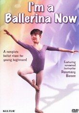 I'm A Ballerina Now, DVD