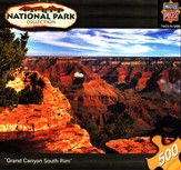 Grand Canyon South Rim 500 Piece Puzzle
