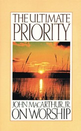 The Ultimate Priority - eBook