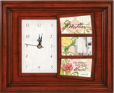 Mother Clock and Photo Frame