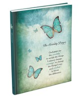 Serenity Prayer, Hardcover Journal