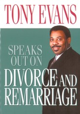 Tony Evans Speaks Out on Divorce and Remarriage - eBook