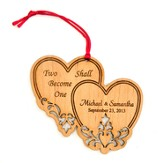 Keepsake Hearts Ornament