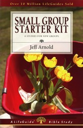 Small Group Starter Kit, Lifeguide Bible Studies