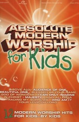 Absolute Modern Worship for Kids, Folio