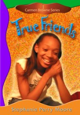 True Friends - eBook Carmen Browne Series #1
