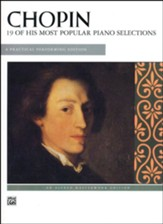 19 of His Most Popular Piano Selections: A Practical Performing Edition Kit