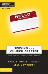 Serving as a Church Greeter - eBook