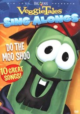 VeggieTales Sing-Alongs: Do the Moo Shoo on DVD
