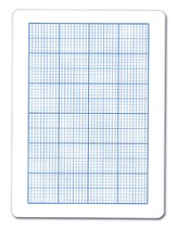 Graph Dry Erase Small Student Boards Class Set