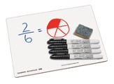 Graph Dry Erase Large Student Boards Class Set