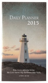 2015 Daily Pocket Planner, Lighthouse