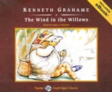 The Wind in the Willows, Unabridged Audiobook on CD with eBook