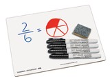 Blank Dry Erase Boards