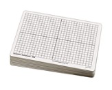 Coordinate Grid Dry Erase Boards (set of 10)