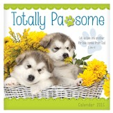 2015 Wall Calendar, Totally Pawsome