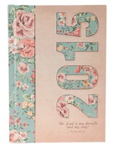 2015 Daily Planner, Floral, Hardcover