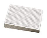 Centimeter Grid Dry Erase Boards (set of 10)