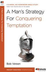 A Man's Strategy for Conquering Temptation - eBook
