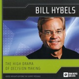 Going Deeper Audio Series: The High Drama of Decision Making, Audio CD
