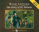 The Story of Dr. Dolittle, Unabridged Audiobook on CD with eBook