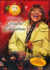 Ann Nesby's Soulful Christmas, DVD
