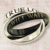 Love Will Wait Ring, Size 9