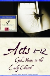 Acts 1-12: God Moves in the Early Church - eBook