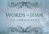 Faithbuilders Devotional Cards, Words of Jesus