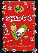 Sticker Book, LaeDee Bugg