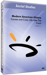 Causes and Crisis: Life After The Crash DVD