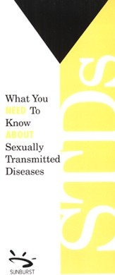 STDs: What You Need To Know About Sexually Transmitted Diseases Pamphlets Pack
