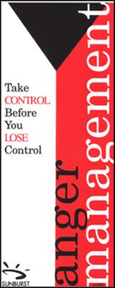Anger Management: Take Control Before You Lose Control Pamphlets 50 Pack