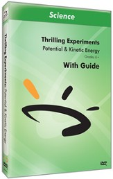Potential and Kinetic Energy DVD & Guide