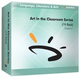 Art in the Classroom Series 19 DVD Pack
