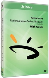 Exploring Space Series: The Earth DVD