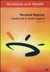 Healthy Me II: Good Hygiene DVD & Guide