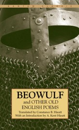 Beowulf and Other Old English Poems - eBook