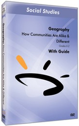 How Communities Are Alike & Different DVD