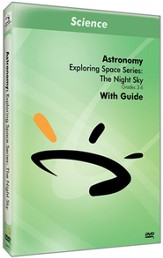 Exploring Space Series: The Night Sky DVD