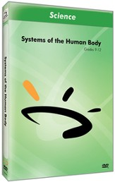Systems Of The Human Body DVD