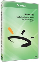 Exploring Space Series: The Air Up There DVD & Guide