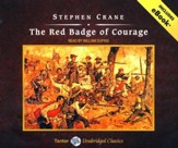The Red Badge of Courage, Unabridged Audiobook on CD with eBook