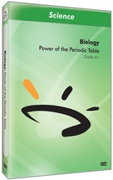 Power Of The Periodic Table DVD & Guide