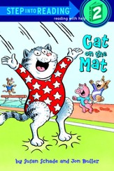 Cat on the Mat - eBook