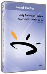 Our Early U.S. History Series DVD Pack