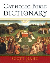 Catholic Bible Dictionary - eBook