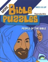 More Bible Puzzles: People of the Bible